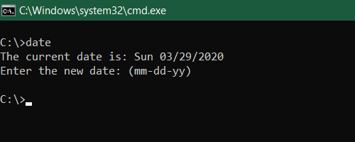 date_command
