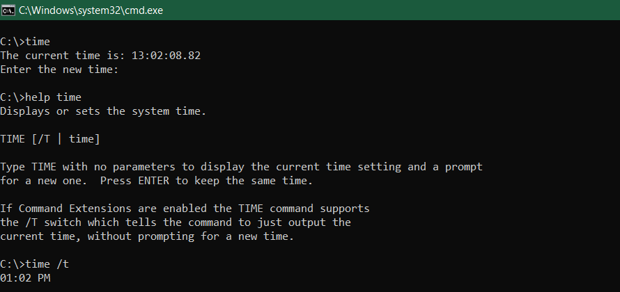 time_command